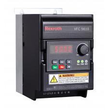 Частотный преобразователь 0.75 кВт, VFC 5610, 1ф/220В ( R912005385 )