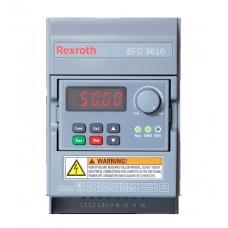 Преобразователь частоты 0.4 кВт, EFC 3610, 3ф/380В ( R912005717 )