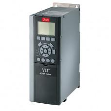 Преобразователь частоты 0.37 кВт , Danfoss VLT AQUA Drive FC-202 (131B8870)