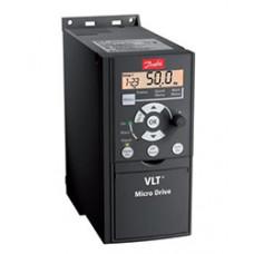 Преобразователь частоты 0.75кВт 1-ф/220 Micro Drive FC51 ( 132F0003 )