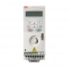Преобразователь частоты  ACS150, 0.37кВт 220В (ACS150-01E-02A4-2)