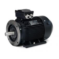 Асинхронный электродвигатель 0.37 кВт, 230/400 В, 1380 об/мин