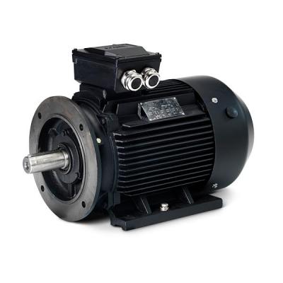 Асинхронный электродвигатель 0.55 кВт, 230/400 В, 1380 об/мин