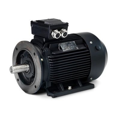 Асинхронный электродвигатель 1.1 кВт, 230/400 В, 1440 об/мин