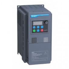 Частотный преобразователь 0.75 кВт, CHINT NVF5-0.75/TS4-B, 380В (201995)