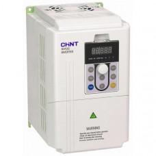 Частотный преобразователь 2.2 кВт, CHINT NVF2G-2.2/PS4, 380В (639028)