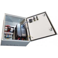 Шкаф управления насосами с частотным преобразователем (ШУН-ПЧ)