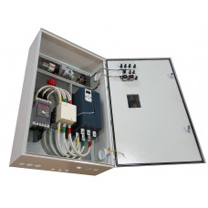 Шкаф управления погружным насосом с ЧП и питанием от солнечных батарей (ШУНС-ПЧ)