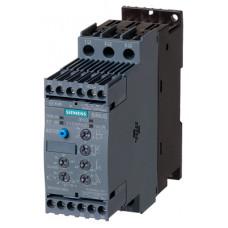 Устройство плавного пуска 18.5кВт 37A Siemens (3RW4028-1BB14)