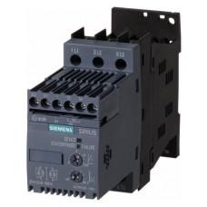 Устройство плавного пуска 7.5кВт 17.6A Siemens (3RW3018-1BB14)