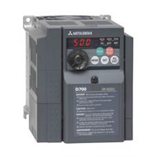 Преобразователь частоты 0.4 кВт 1-ф/220 FR-D ( FR-D720S-025SC-EC )