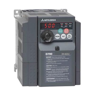 Преобразователь частоты 2.2 кВт 1-ф/220 FR-D ( FR-D720S-100SC-EC )