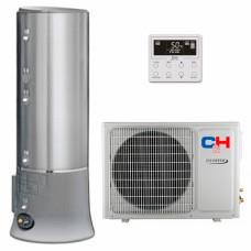 """Cooper&Hunter CH-HP3.5SWNK/WT200SW1.5ENK Тепловой насос """"Воздух-Вода"""" для нагрева воды (ГВС)"""