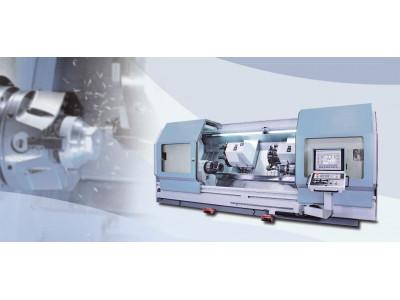 Станкостроительная промышленность — токарный станок с ЧПУ. Преобразователи частоты Rexroth VFC & EFC