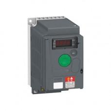 Преобразователь частоты 0.37 кВт , ATV310, 380В (ATV310H037N4E)