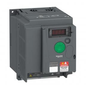 Преобразователь частоты 1.5 кВт , ATV310, 380В (ATV310HU15N4E)