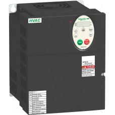 Преобразователь частоты 18.5 кВт , ATV212, 380В (ATV212HD18N4)