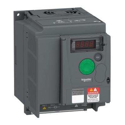 Преобразователь частоты 2.2 кВт , ATV310, 380В (ATV310HU22N4E)