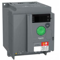 Преобразователь частоты 3 кВт , ATV310, 380В (ATV310HU30N4E)