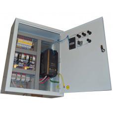 Шкаф управления насосной станцией с частотным преобразователем (ШУНК-ПЧ)